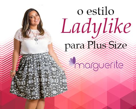 O Estilo Ladylike para Plus Size