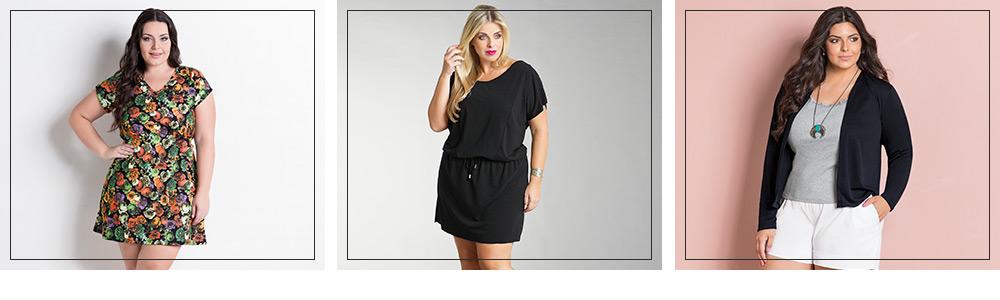 Moda Plus Size Feminina